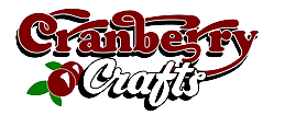 Cranberry Crafts | Craft Supplies Tasmania
