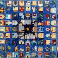 Town and Country Quilt