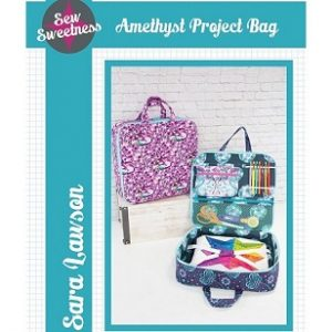 Amethyst Project Bag