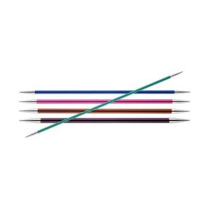 Zing Double Point Knitting Needles
